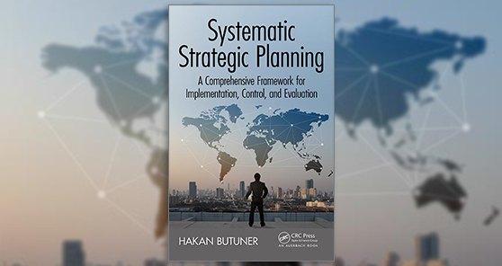 IHPP tarafindan onaylanan Systematic Strategic Planning uluslararasi yayin kurulusu Taylor & Francis tarafından Dünya genelinde piyasaya çıktı